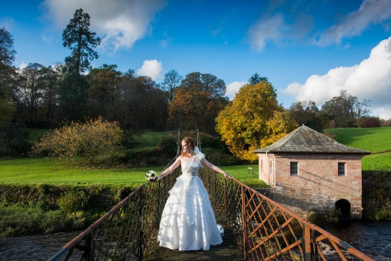 Wedding Photography at Sorn Castle Ayrshire