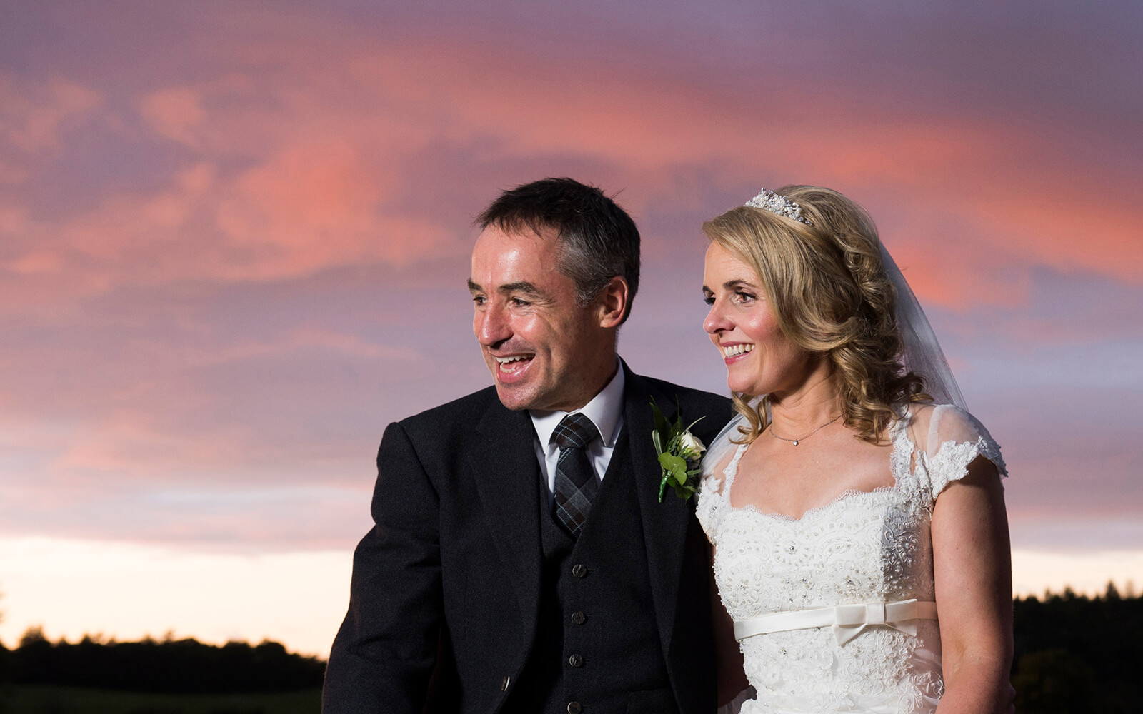 ayrshire wedding photos
