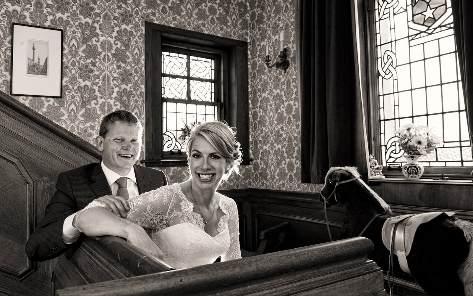 photography for ayrshire wedding