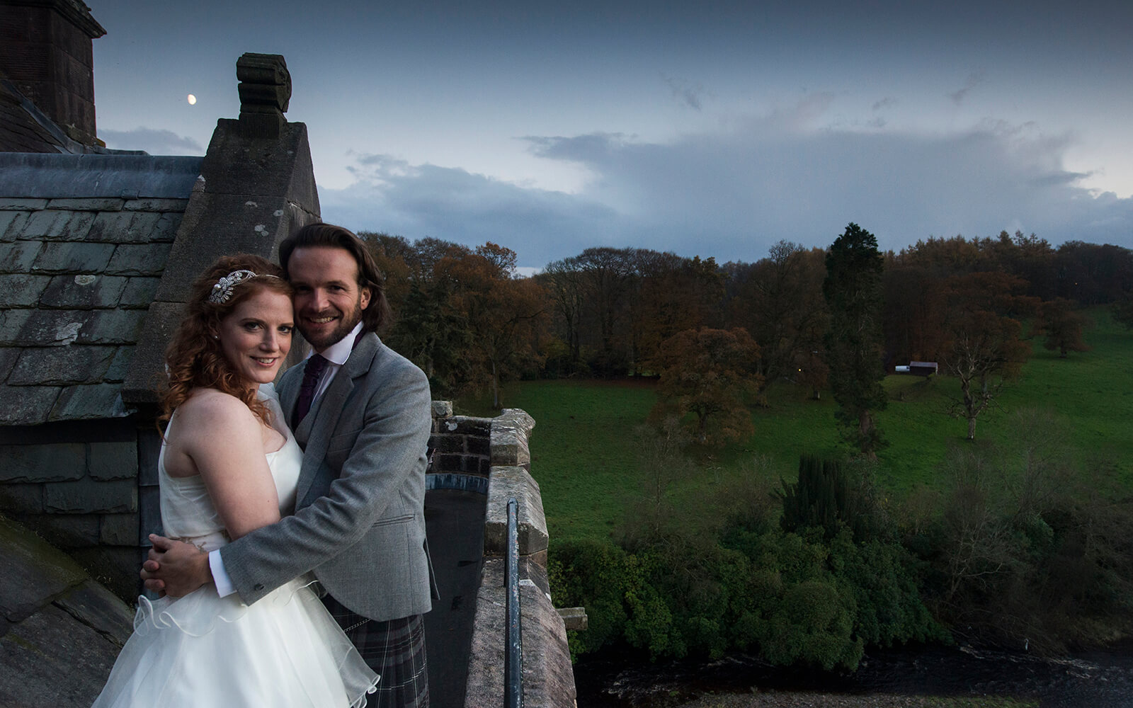 sorn castle wedding photography