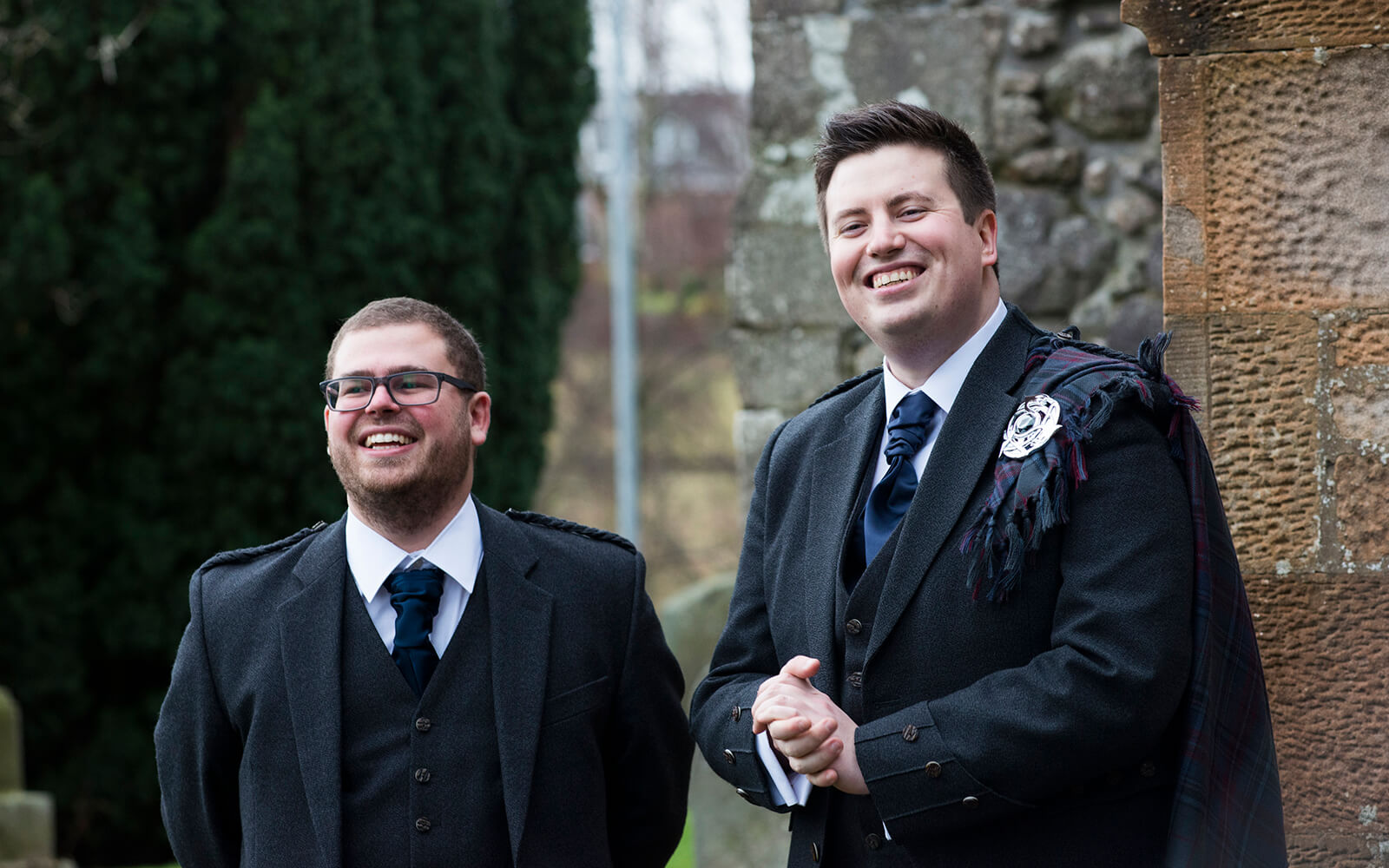wedding photographer in ayrshire
