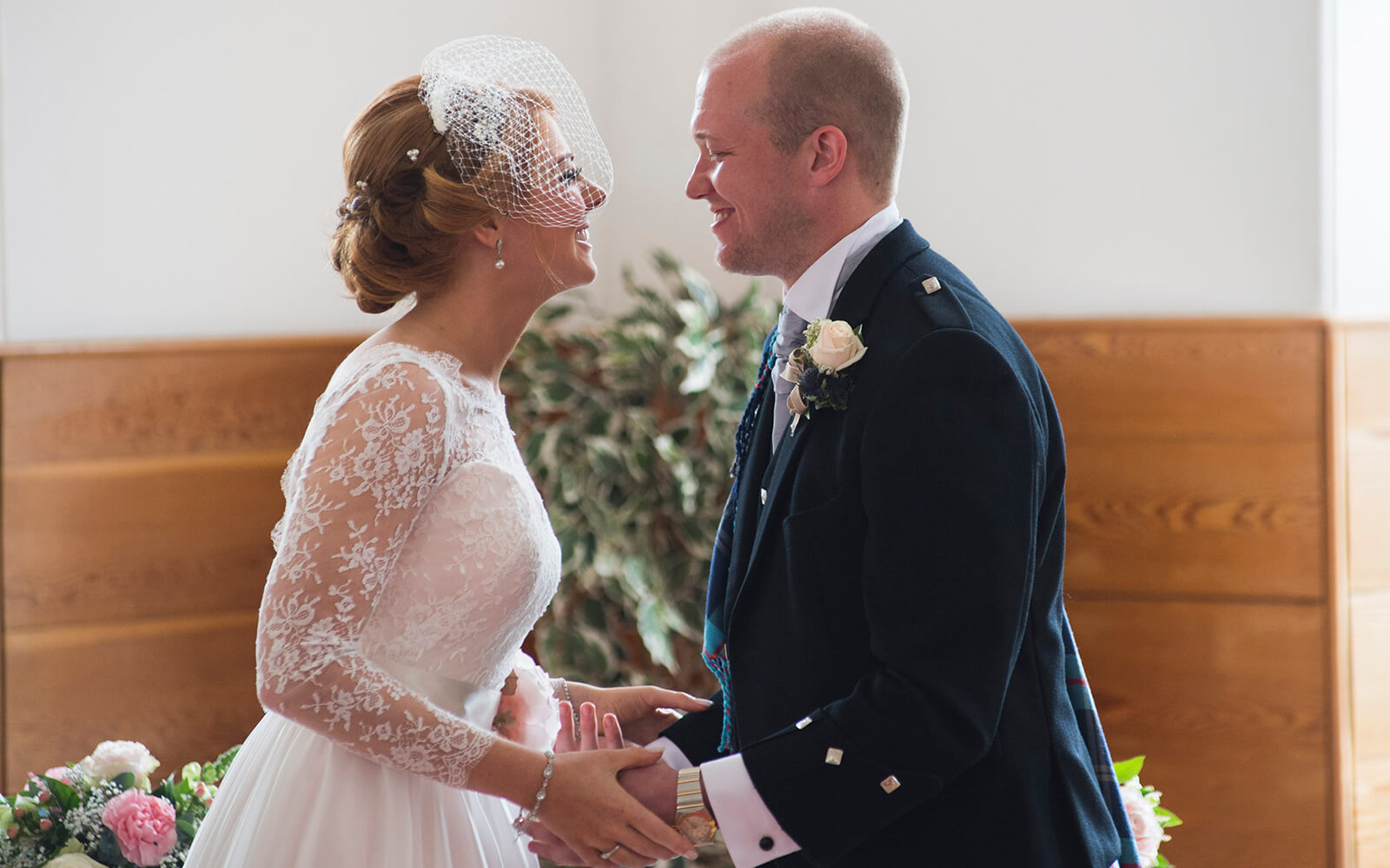 wedding photos and albums ayrshire